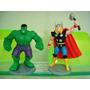 Hulk Vs Thor O Poderoso Deus Do Trovão Marvel Universe