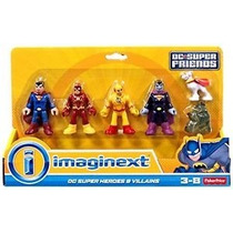 Fisher Price Imaginext Dc Super Friends Dc Super Heroes Vs S