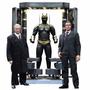 Batman Armory Bruce Wayne Alfred Pennyworth Armory Hot Toys