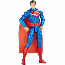 Boneco Liga Da Justiça Superman 30 Cm - Cdm62 - Mattel