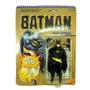 Raro Boneco Action Figure Batman Primeira Armadura Preta1989