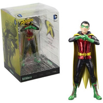 Batman - Robin Damian Wayne - Artfx Statue - Kotobukiya - Dc