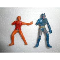 Boneco Batman E Robin Gulliver Dec 70
