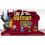 Batman Toy Arts Coleção Completa Lacrados Bobs 7cm Cada 2014