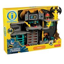 Batcaverna Imaginext - Super Amigos - Fisher-price