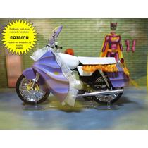 Batgirl Bike Classic Tv Series Moto Batgirl Eaglemoss Batman