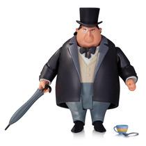 Batman - The Penguin The Animated Series - Dc Comics - Novo