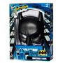 Máscara E Capa Do Batman Para Fantasia Infantil