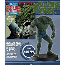 Miniatura Killer Croc Dc Super Hero Figurine - Bonellihq