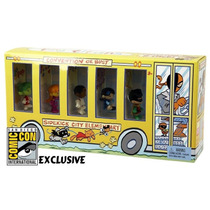 Dcu Tiny Titans Set - Exclusivo Sdcc 2012