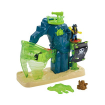 Imaginext Ilha Pirata Fantasma Cfy39