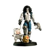 Miniatura Lobo - Especial Dc Figurines Eaglemoss