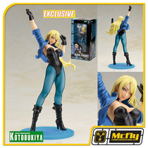 Kotobukiya Black Canary Limited Edition Bishoujo Dc Comics S