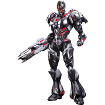 Cyborg Variant Play Arts Kai Square Enix Action Figures