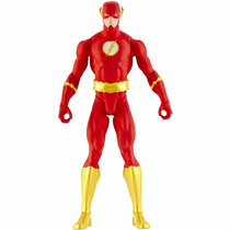 Boneco The Flash Liga Da Justiça Mattel Dc 30 Cm Articulado