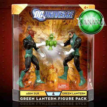 Abin Sur & Green Lantern Dc Universe Classic - Pack Lacrado