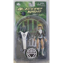 Tk0 Toy Dc Blackest Night S7 Terra & Scar Black Lantern