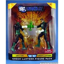 Abin Sur & Green Lantern - D C Universe - Mattel - Laterna