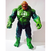 Boneco Lanterna Verde Kilowog Mattel 25 Cm Liga Da Justiça