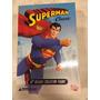 Dc Direct Boneco Superman Classico Deluxe Escala 1/6 33 Cm