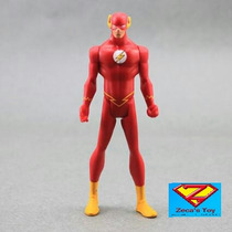 The Flash 11 Cms/frete Gratis-young Justice+de 400 Pers