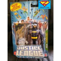 Batman Cyber 12 Cms(jlu)liga Da Justiça-justice League