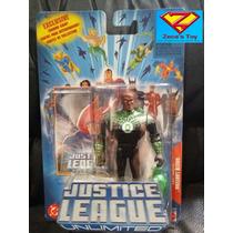 Lanterna Verde 12 Cms(jlu)liga Da Justiça-justice League