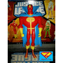 Red Tornado 12 Cms(jlu)liga Da Justiça-justice League