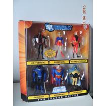 Justice League - Dc Universe - Superman - Supergirl - Mattel