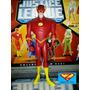 The Flash 12 Cms/frete Gratis(jlu)+de 500 Personagens Disp