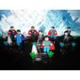 Superman Liga Da Justiça Compativel Com Lego