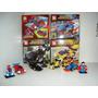 Batmóvel Super Car Spider Car Jipe Do Wolverine Lego Decool
