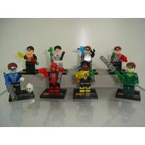Lanternas Verdes Tropa Dos Lanternas Compativel Com Lego