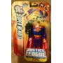 Superman/black Mercy 12 Cms(jlu)liga Da Justiça-justice Leag