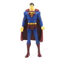 Superman 11 Cms/frete Gratis-young Justice+de 400 Personagen