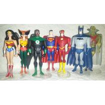 Coleção Liga Da Justiça(jlu)+frete Grátis+de 500 Personagens
