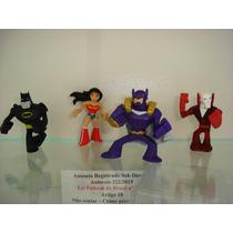 Mulher Maravilha Batman Dark Knight Deadman Prometheus Jlu