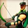 Green Arrow - Arqueiro Verde - Dc Direct - Series 5