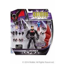 Mattel Dc Universe Total Heroes Ultra Batman Beyond