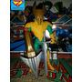 Ras Al Ghul 12 Cms/frete Grátis-liga Da Justiça(jlu)+de 400