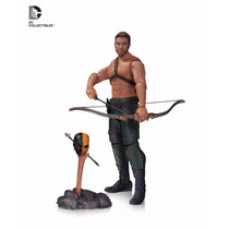 Arrow Tv Series Oliver Queen Figure - Dc Collectibles