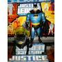 Batman Combat Helmet 12 Cms(jlu)batman Animated+de 400 Perso