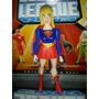 Supergirl Adulta 12 Cms/frete Gratis(jlu)+de 400 Personagens