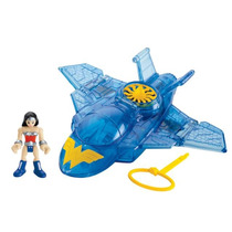 Brinquedo Imaginext Liga Da Justiça Mulher Maravilha