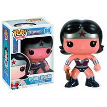 Wonder Woman - Mulher Maravilha - Dc Universe - Pop! Funko
