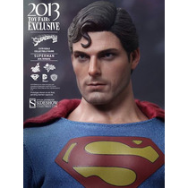 Hot Toys Super Homem Evil Version- Superman- Toy Fair Ex
