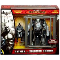 Dc Comics Multiverse Batman Vs Solomon Grundy -brinquetoys
