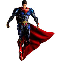 Play Arts Dc Comics: Superman Variant - Action Figures