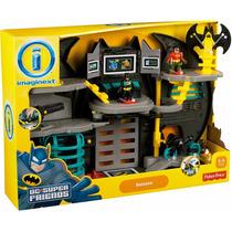 Imaginext - Nova Batcaverna Batman - X7677 Fisher-price