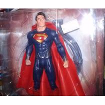 Boneco Superman Miniatura 15 Cm Super Man